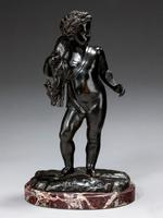 Pair of Mid-19th Century Italian Bronze Figures (4 of 5)