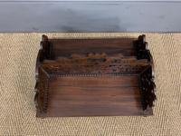 Regency Period Rosewood Book Carrier (5 of 9)