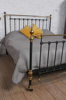 Handsome Classic Victorian Super King Size Bed by Maple & Co (9 of 9)