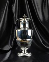 Edwardian Silver Coffee Pot Made by Elkington & Co (6 of 8)