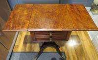 Plum Pudding Mahogany Ladies Work Table c.1830 (6 of 6)