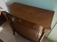 Dutch Empire Oak Side Cabinet (2 of 10)