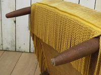 Antique French Tub Armchair for re-upholstery (6 of 8)