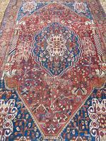 Antique Kashgai Carpet (7 of 7)
