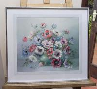 Watercolour Vibrant Flowers Listed Artist Jack Carter (7 of 10)