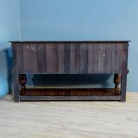 Carved Dresser Base (3 of 5)