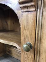 Large Victorian Antique Pine Dresser (14 of 17)