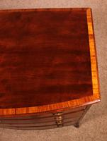Fine Bowfront Chest of Drawers in Mahogany c.1800 (10 of 10)