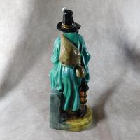 "Royal Doulton ""The Mask Seller"" HN2103 Figurine (6 of 9)"