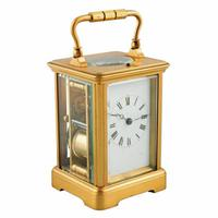 French Repeat Carriage Clock (6 of 8)