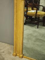 Adams Style Gilt Overmantel Mirror (6 of 13)