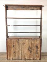 19th Century Oak Kitchen Dresser (11 of 11)