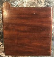 Antique Hopkins Birmingham Cast Iron Compact Safe with 2 Keys (7 of 9)