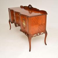 Antique French Inlaid Kingwood Sideboard (11 of 16)