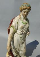 Staffordshire Pearlware Figure Peace Allegory Early 1800s (9 of 9)