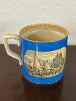 Prattware Mug c.1840 (3 of 7)