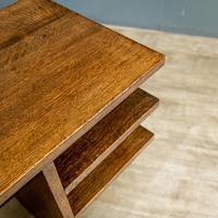 Modernist Oak Desk (4 of 6)