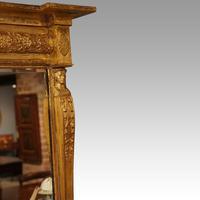 Regency Gilt Egyptian Revival Mirror (5 of 8)