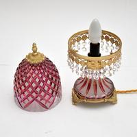 Bohemian Crystal Table Lamp (6 of 7)