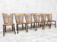 Set of 6 Windsor Dining Chairs (4 of 8)