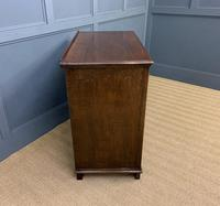 Oak Jacobean Style Chest of Drawers (6 of 13)