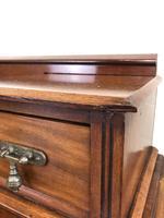 Antique Edwardian Mahogany Desk (10 of 12)