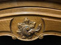 Wonderful French Walnut Bookcase or Cabinet (23 of 25)