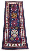 Antique Caucasian Talish Long Rug (2 of 10)