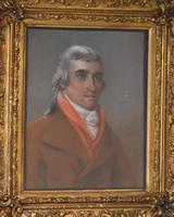 Fine Pastel Portrait of George Botham (3 of 8)
