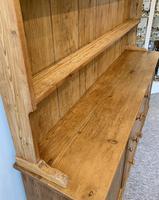 Large Antique Pine Dresser (9 of 16)