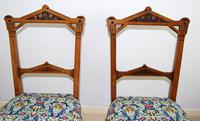 Pair of Aesthetic Period Side Chairs (6 of 9)
