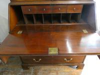 Neat English 18th Century Bureau Bookcase (5 of 15)