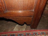 Jacobean Paneled Oak Coffer (7 of 7)
