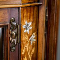 Art Nouveau Display Cabinet (7 of 11)