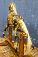 Vintage Rocking Horse. Baby Carriage Rambler (11 of 11)