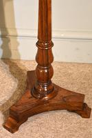William IV Rosewood Tripod Table (4 of 4)