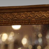 Regency English gilt pier mirror (4 of 6)