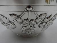 Antique Silver Bowl London 1900 by Charles Edwards (8 of 11)