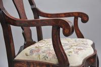 Early 19th Century Dutch Marquetry Armchair (12 of 12)