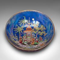 Antique Decorative Fruit Bowl c.1920 (2 of 10)