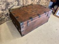 Military Campaign Trunk & Kit (4 of 10)