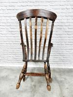Large Windsor Lathback Armchair (2 of 6)