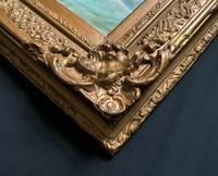Att: William Boyce 19th Century Sailing Smack Seascape Watercolour Painting (8 of 11)