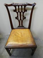 Set of 10 Mahogany Dining Chairs (5 of 7)