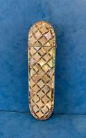 Victorian Mother of Pearl & Abalone Spectacle Case (3 of 17)