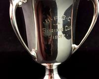 Vintage Sterling Silver Trophy Cup, 1930s (10 of 12)