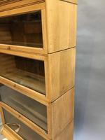 Globe Wernicke Type Bookcase by Gunn (2 of 6)