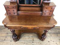 Victorian Mahogany Duchess Dressing Table (3 of 21)