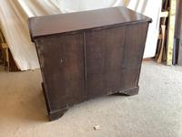Georgian Solid Mahogany Chest Of Drawers (3 of 3)