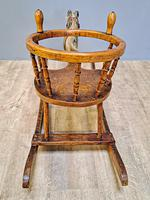 19th Century Childs Rocking Horse (5 of 5)